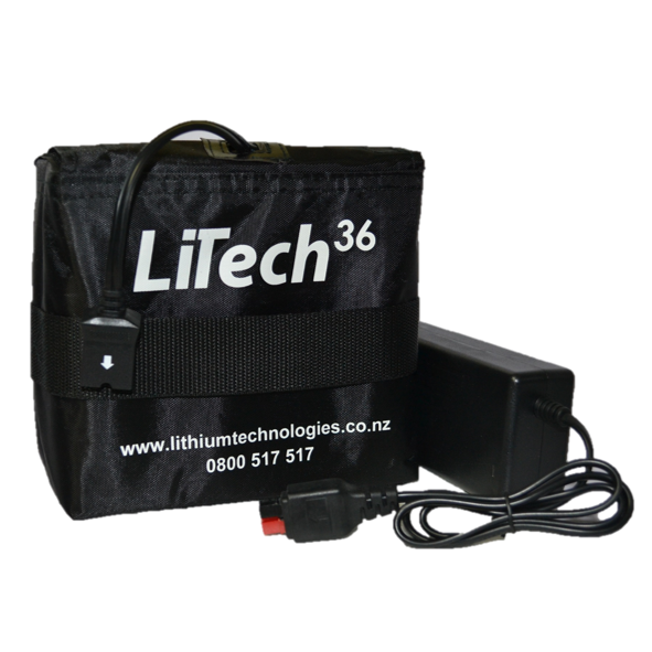 Litech 36   battery   charger